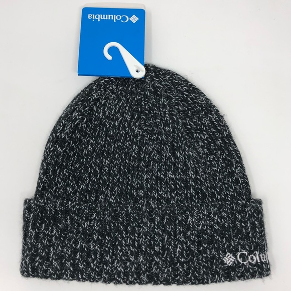 NWT Columbia Watch Cap Marled Knit Unisex Hat 7524e1bf067